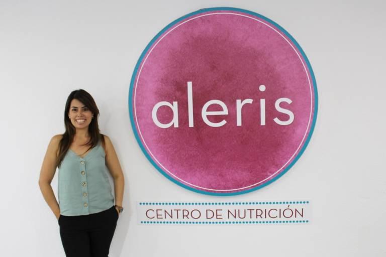 Angélica Bugallo Nutricionista Aleris