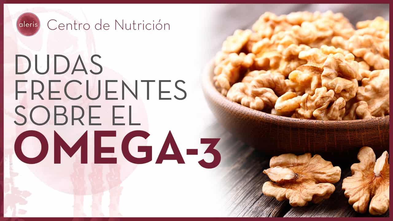 Dudas frecuentes omega-3