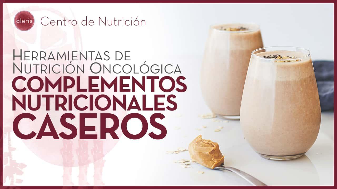 Complementos nutricionales oncología