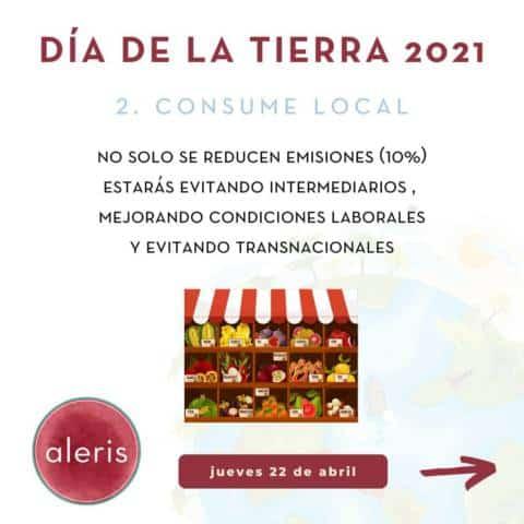 Hábito 2: consume local