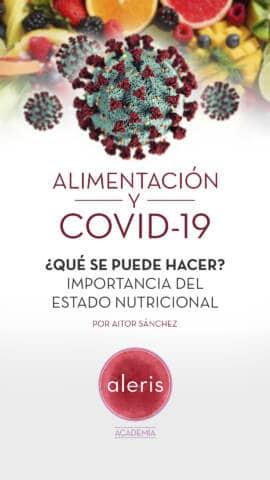COVID-19: Importancia estado nutricional