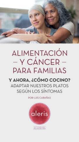 Alimentación y cáncer: Cómo cocino