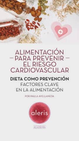 Alimentación y ECV: dieta como prevención