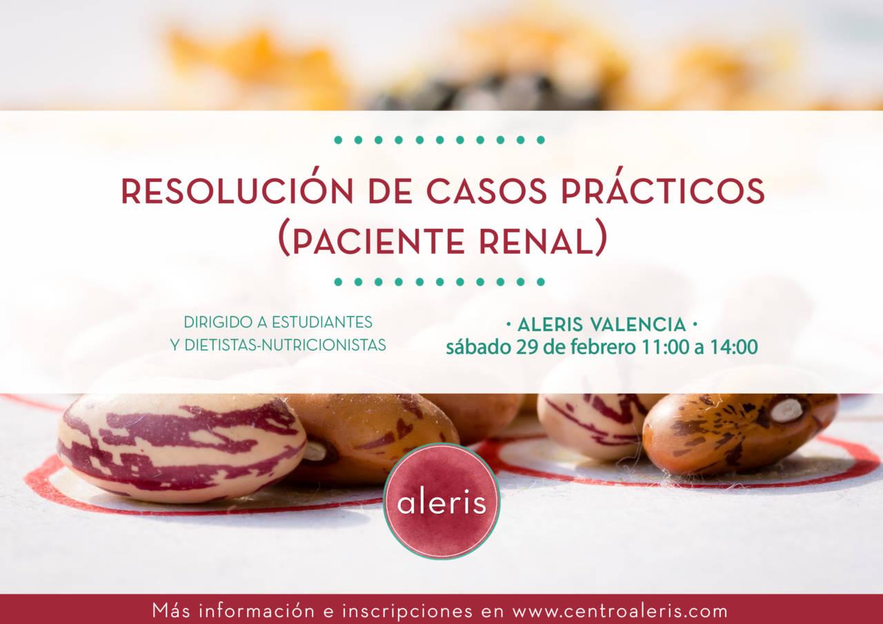 Aleris - casos clínicos renal