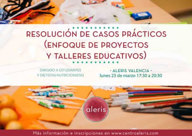 Casos prácticos talleres y proyectos