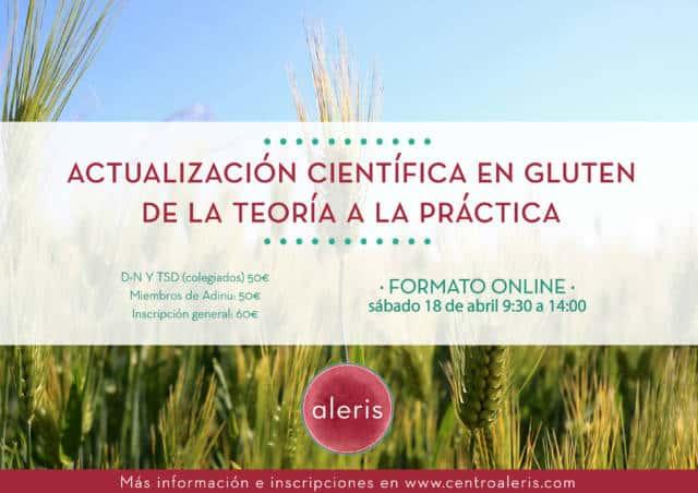 Actualización científica en gluten