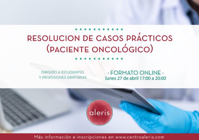 Aleris - casos clínicos Onco abril